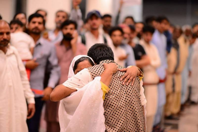 Back4good: 8,284 illegally migrated Pakistanis return from Malaysia