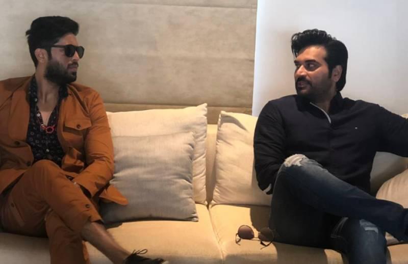 Fahad Mustafa lauds Humayun Saeed for his acting in MPTH