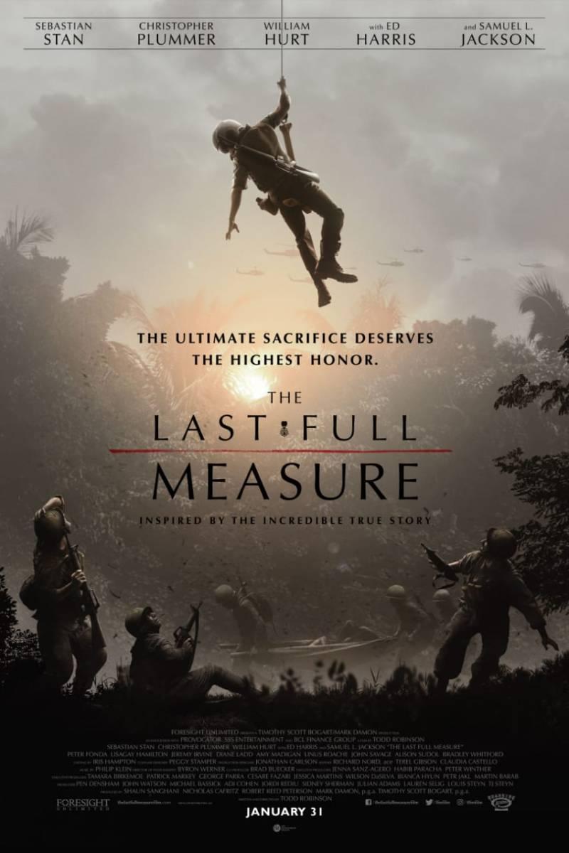 Habib Paracha's 'The Last Full Measure' all set to hit cinemas in Pakistan