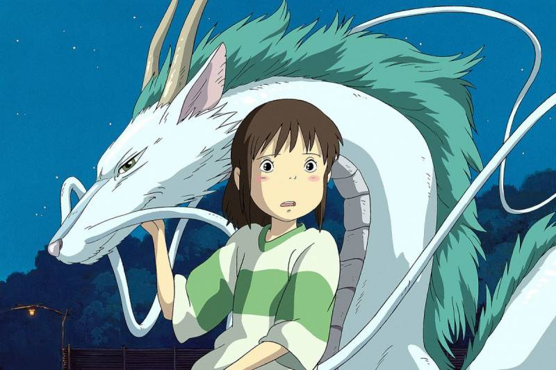 Studio Ghibli animated films coming to Netflix next month