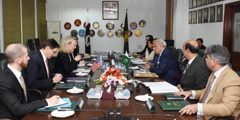 US appreciates Pakistan's efforts in compliance with FATF