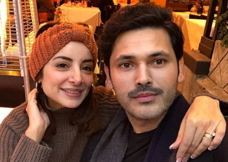 Sarwat Gillani, Fahad Mirza are giving us some major travel inspiration on Instagram