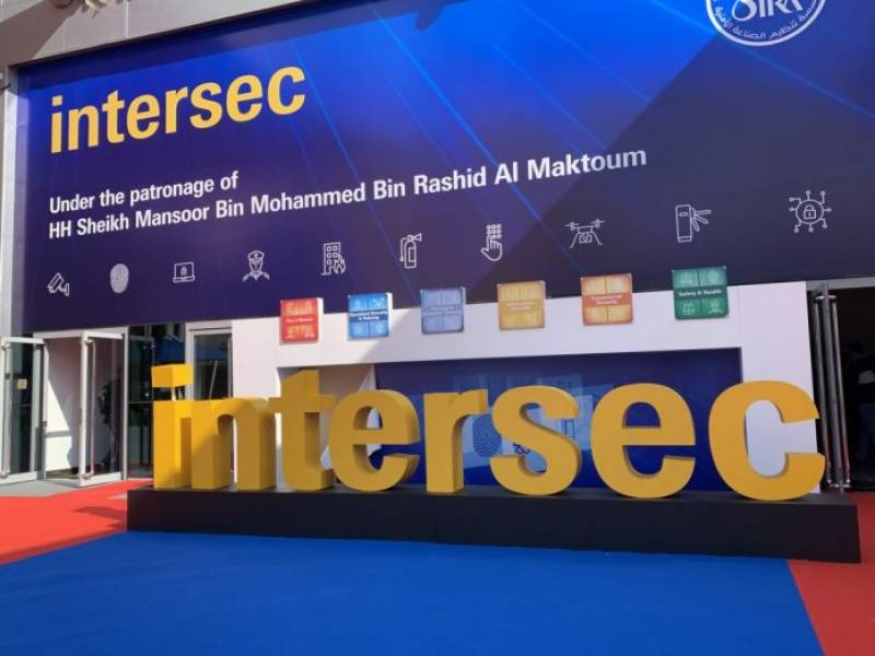 Nine Pakistani companies participate in 22nd Intersec Dubai