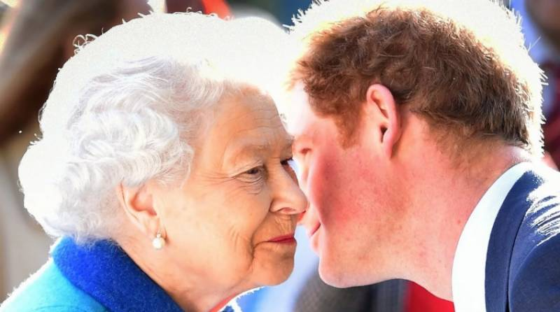 Prince Harry expresses 'great sadness', says did not want royal split