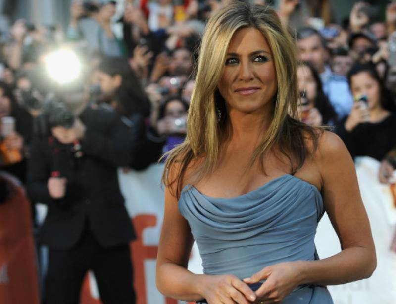 Jennifer Aniston admits that she once had superhero aspirations