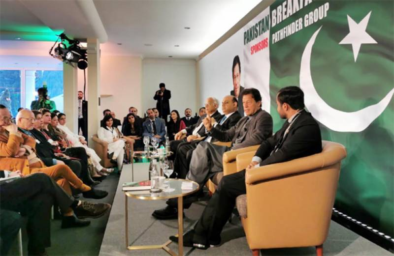 Corruption biggest hindrance to institutions' reforms, says PM Imran