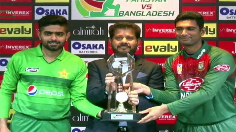 1st T-20: Pakistan to face Bangladesh today in Lahore's Gaddafi Stadium