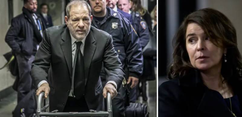 #MeToo: 'Harvey Weinstein raped me', Annabella Sciorra testifies in court
