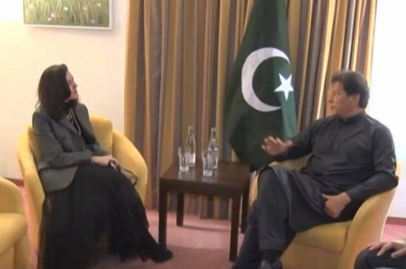 Pak economic trajectory offers immense potential for investments, says PM Imran