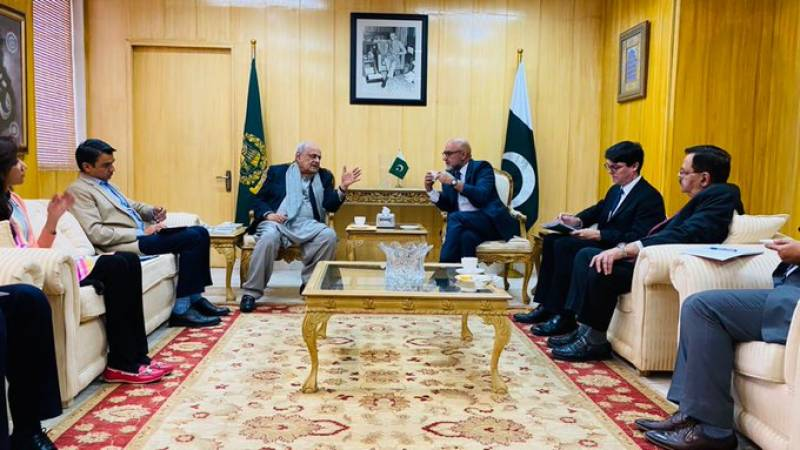 Pakistan asks UNODC to allocate funds to sensitize society for terror eradication
