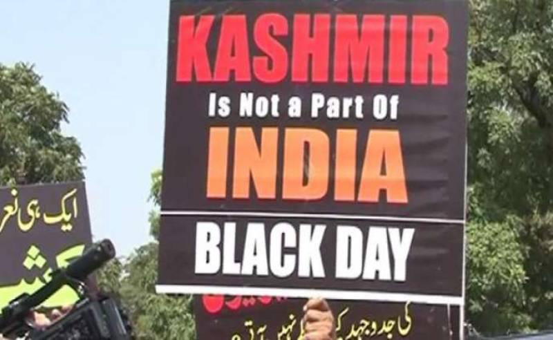 Kashmiris set to observe Indian Republic Day as Black Day