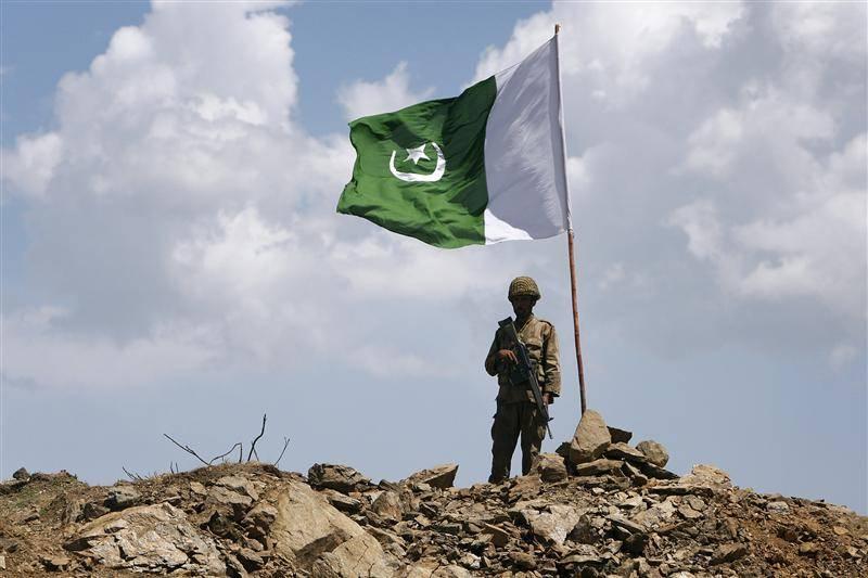 Pakistani forces foil terror bid in Bajaur
