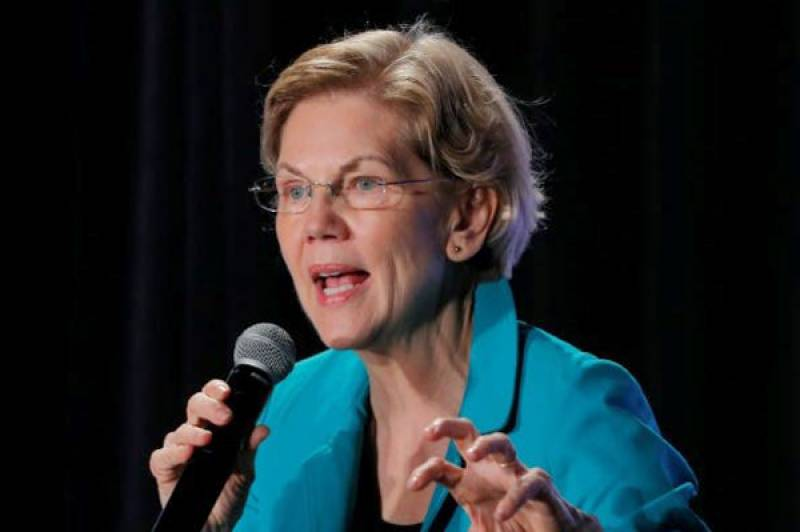 Key US newspaper endorses Senator Elizabeth Warren for Democrats' presidential nomination