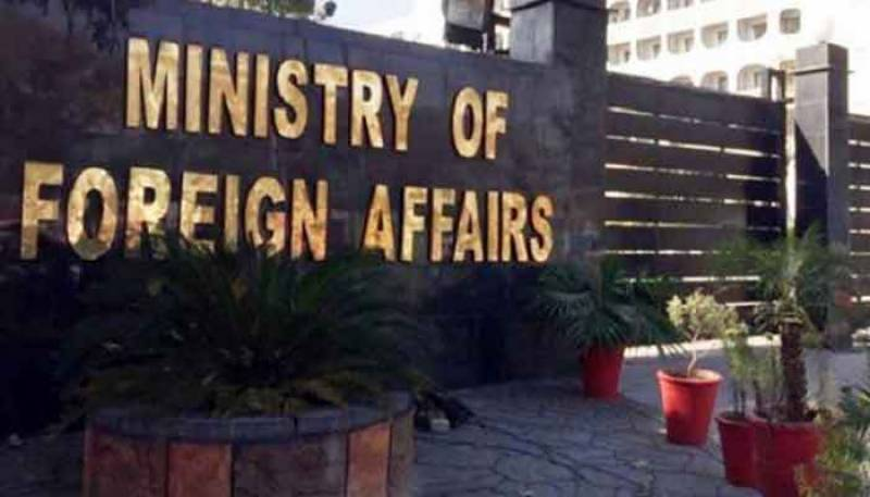 Pakistan lodges strong protest with India over recent ceasefire violations