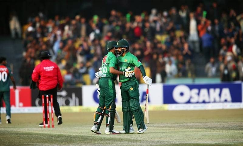 3rd & final T-20 between Pakistan and Bangladesh at Lahore's Gaddafi Stadium today