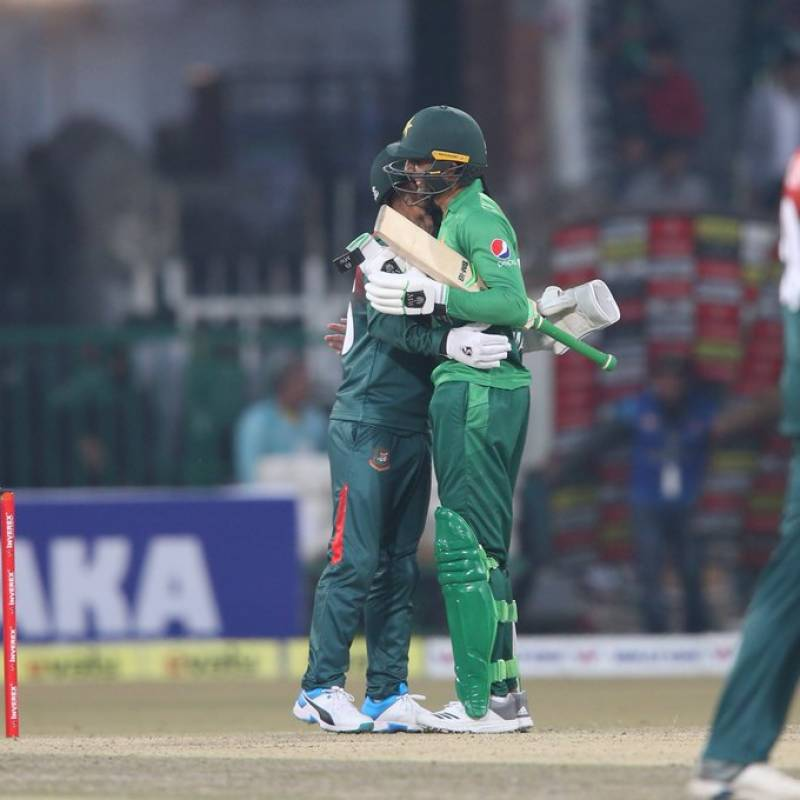 Bangladeshi journalists find Pakistan safe for cricket; praise hospitality