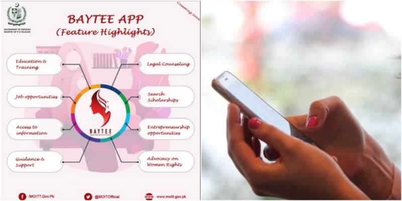 Govt all set to launch 'Baytee App' for women