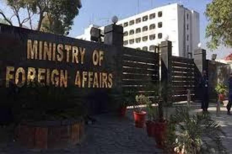 Pakistani community members in Wuhan safe: FO