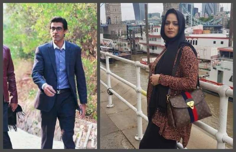 Noor Bukhari terms ex-husband Awn Chaudhry her hero