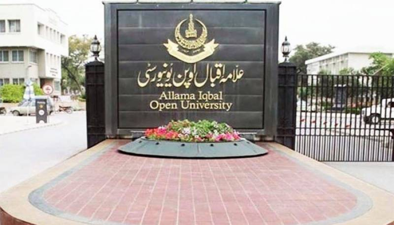 AIOU to enroll students for short courses till February 21