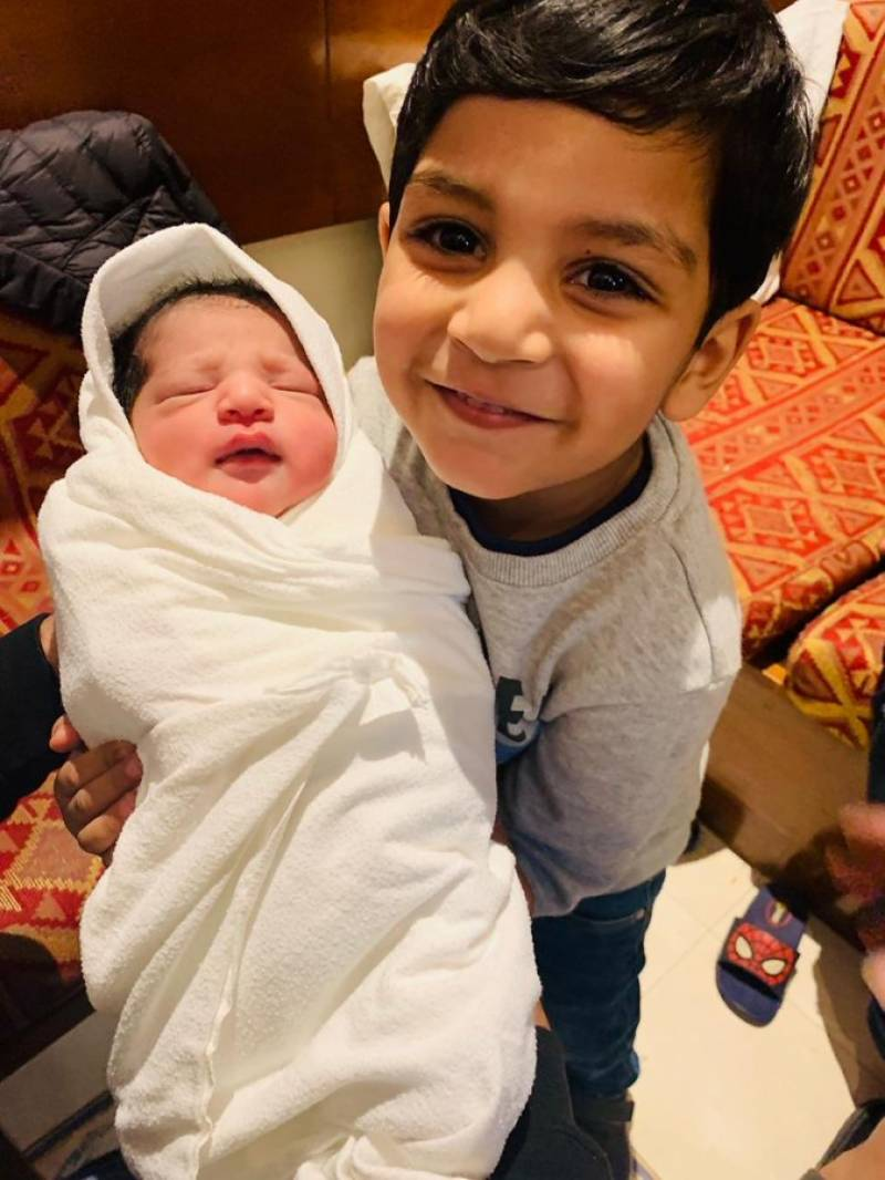 Pakistan ex-skipper Sarfraz Ahmed blessed with baby girl