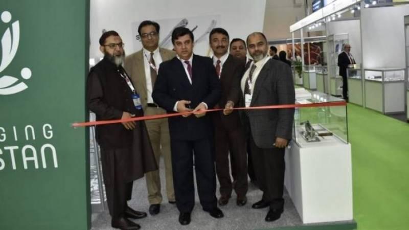 Pakistani pavilion inaugurated at Arab Health Exhibition in Dubai