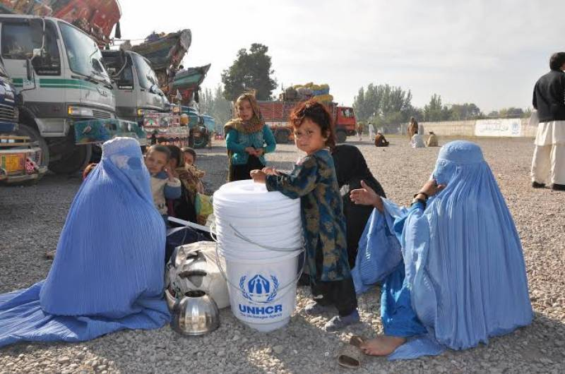 UNHCR appreciates Pakistan for hosting millions of Afghan refugees