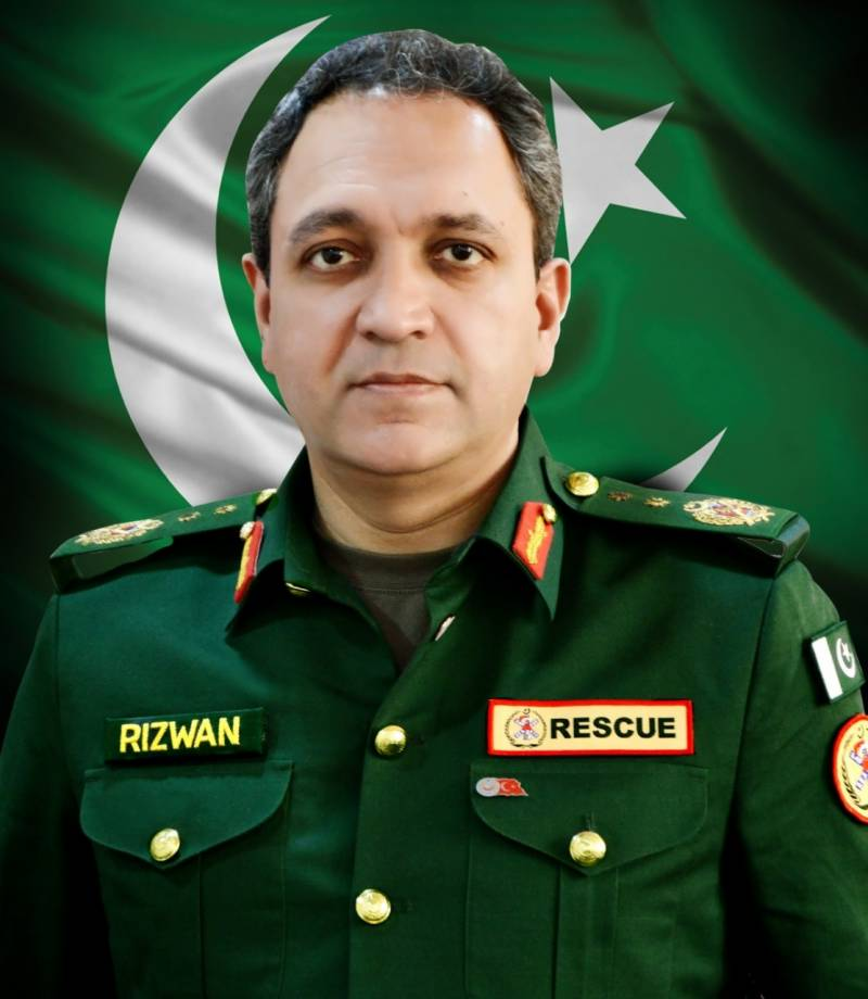 DG Rescue 1122 Dr Rizwan's reappointment challenged in LHC