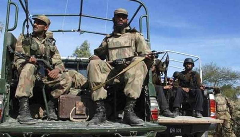 Security forces kill five terrorists in N Waziristan
