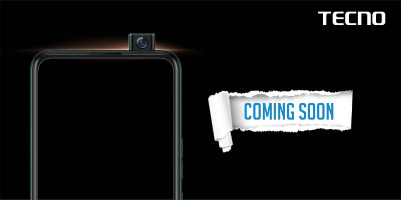 TECNO to launch its first pop up camera soon