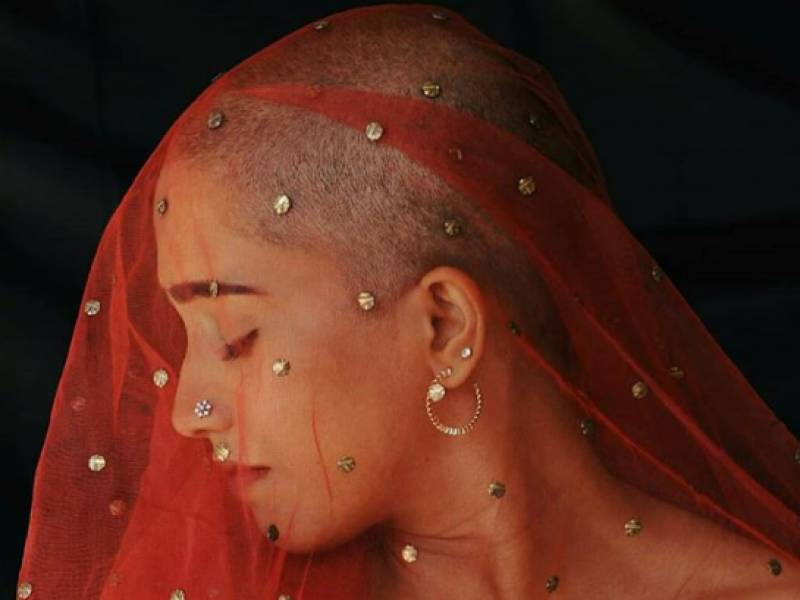 Suhaee Abro goes bald for Hollywood film 'The Window'