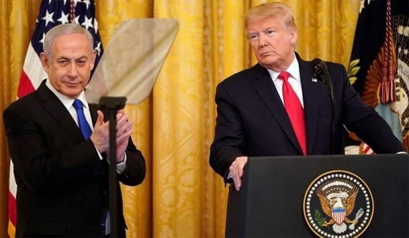 Democrats slam Trump's Israel-Palestine plan, calling it 'unacceptable'