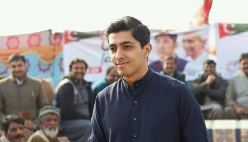 #GirlDads are the luckiest men in the world: Ali Khan Tareen