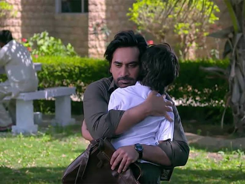 Humayun Saeed and Shees Gul to work together in the future