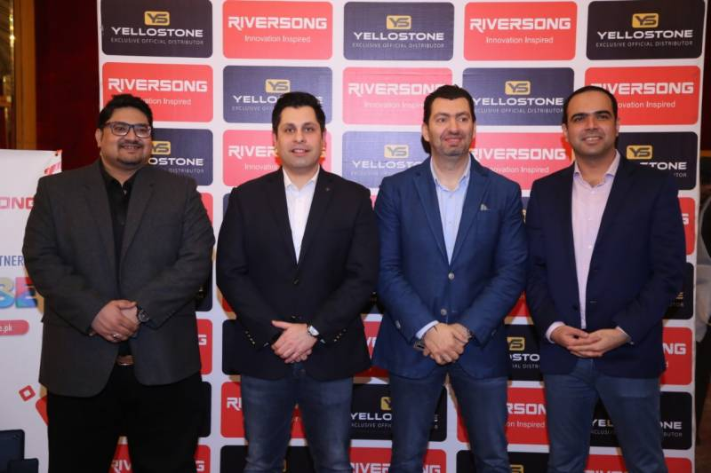 Riversong has officially launched in Pakistan