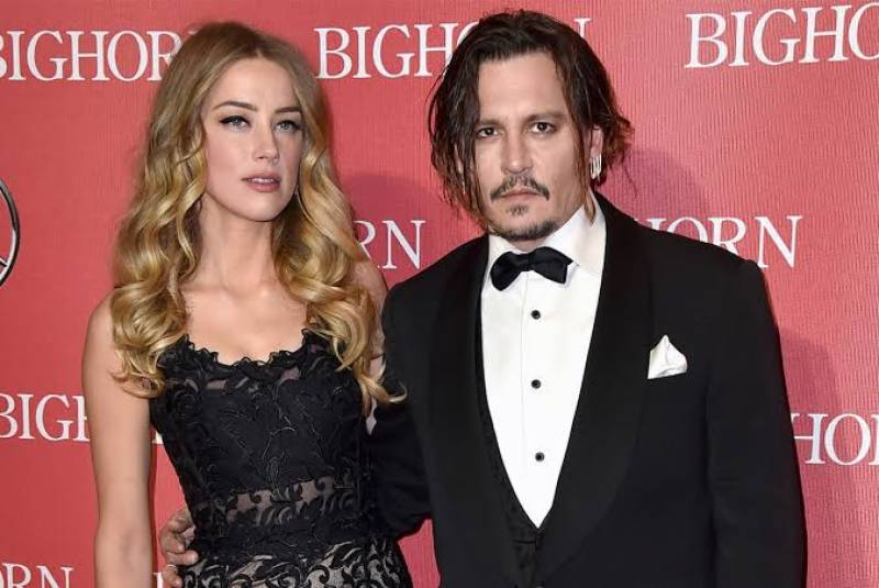 Amber Heard admits to 'hitting' ex-husband Johnny Depp in 2015 recording
