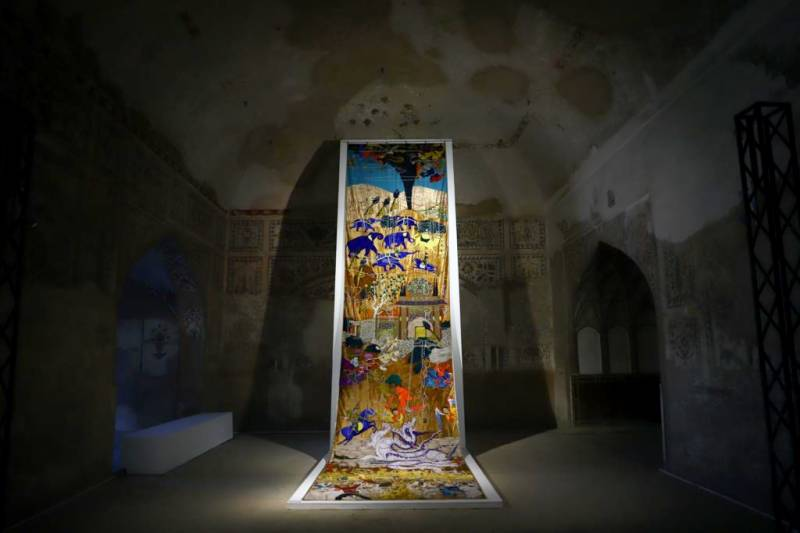 Pakistan's Vibrant Arts and Culture Showcased at the Lahore Biennale