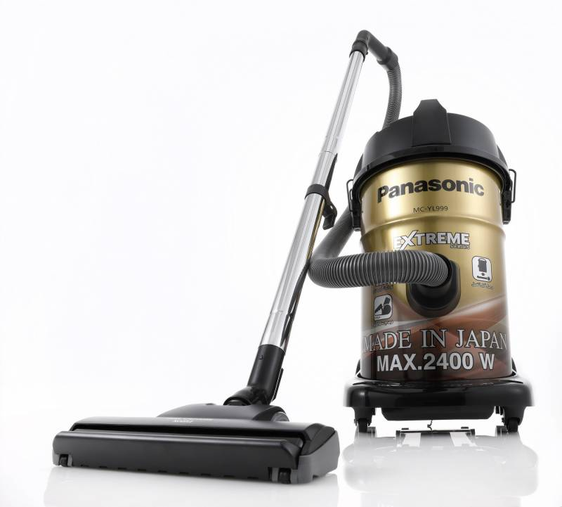 Panasonic launches first ever detachable drum vacuum cleaner