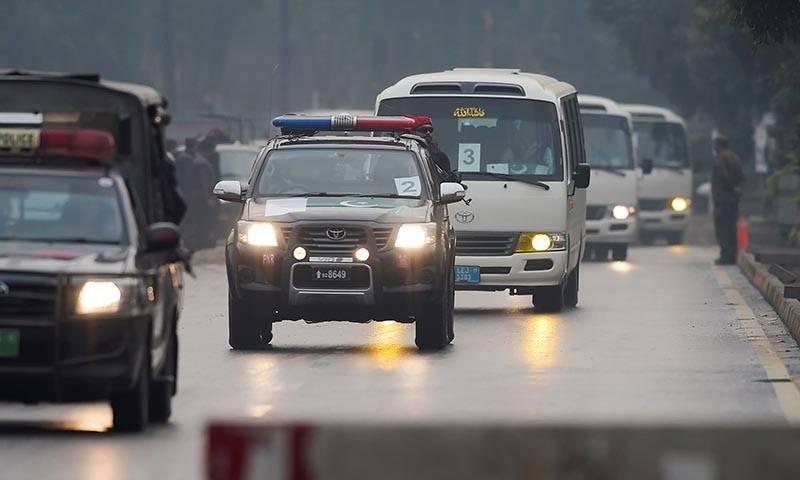 Here's the traffic plan for PAKvBAN Test match in Rawalpindi