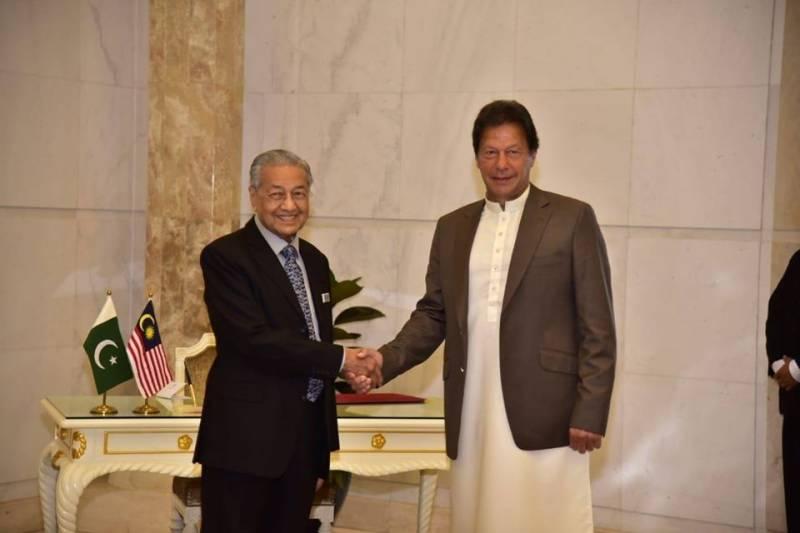 PM Imran leaves Kuala Lumpur after refreshing Pakistan-Malaysia ties in 2nd visit
