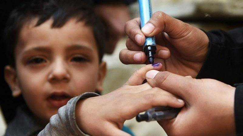 Another polio case reported in Sindh as tally reaches 3 in 2020