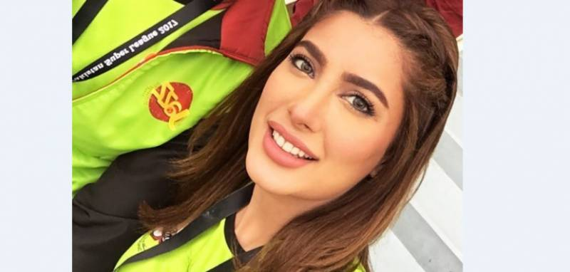 Mehwish Hayat is not performing at the PSL opening ceremony this year