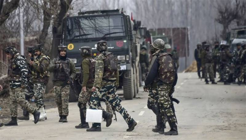 Indian troops kill two Kashmiri youth in Sriangar