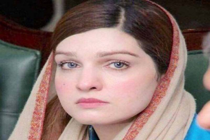 Mishal Malik thanks Pakistan for unconditional support to people of occupied Kashmir