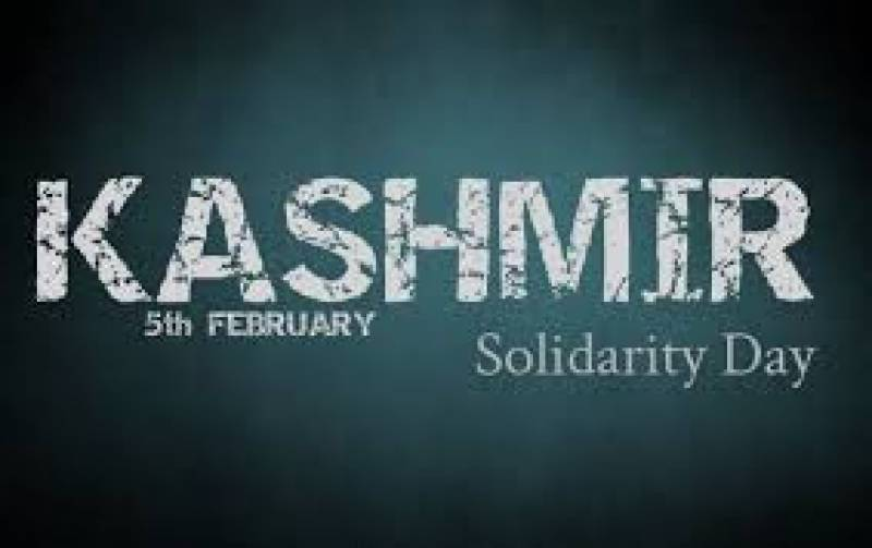 Nation observes Kashmir Solidarity Day today
