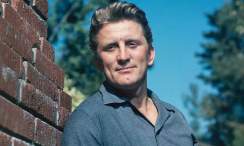 Hollywood legend Kirk Douglas dies at 103