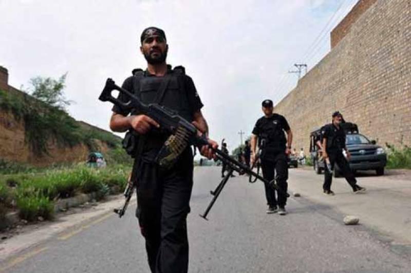 Peshawar police foils arms ammunition smuggling attempt
