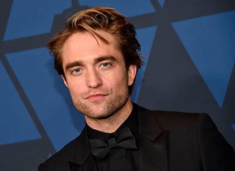 Robert Pattinson declared most handsome man in the world