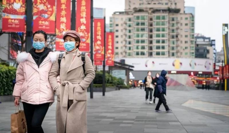19 foreign nationals tested positive for novel coronavirus in China; death toll jumps to 638