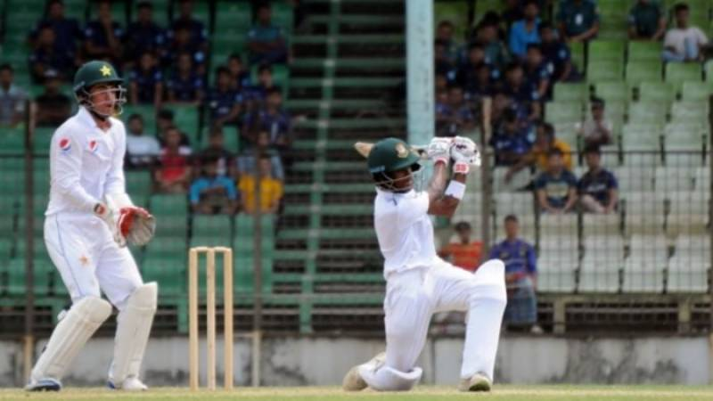 1st Test match between Pakistan and Bangladesh begins in Rawalpindi